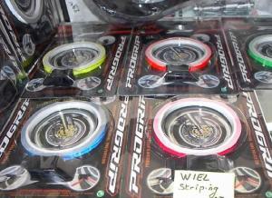 Wheelstriping  € 12,95
