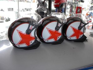 Helm Red Star € 49,95