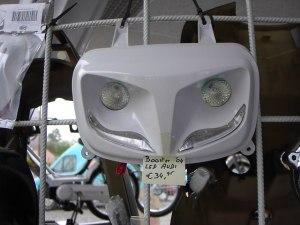 Booster Voorlicht LED € 34,95