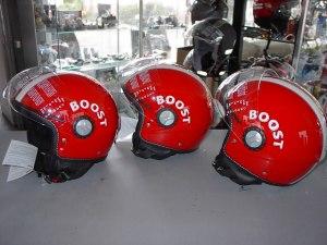 Helm Vespa Model Rood € 49,95