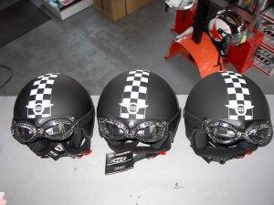 Custom Helmen Momenteel 20% korting! € 79,90 i.p.v. € 99,90!