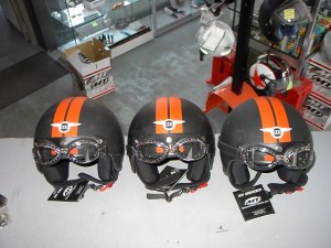 Helm Harley-model nu €75,00 i.p.v. €100!