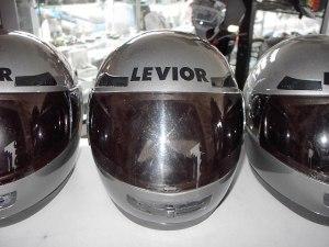 Helm Levior Grijs € 39,95