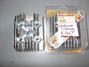 Wallaroo Kop Malossi 65CC € 44,95