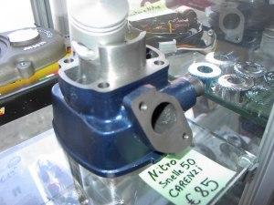 Cilinder Carenzi 49cc € 85