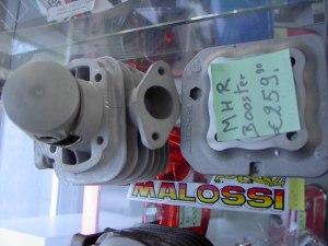 Cilinder Malossi MHR € 259,95