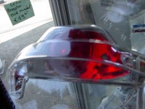 Oud model Lexus Licht € 19,95