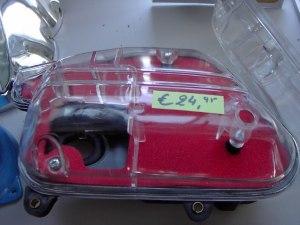 Luchtfilter Doorschijnend € 24,95