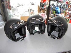 Customhelm met bril NU -30%! €69,00 i.p.v. €99,90