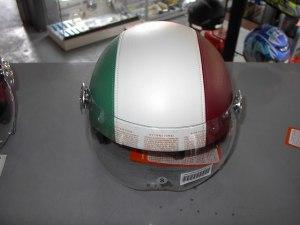 Italiaanse tricolor met lederen afwerking NU €69,90 i.p.v. €99,90